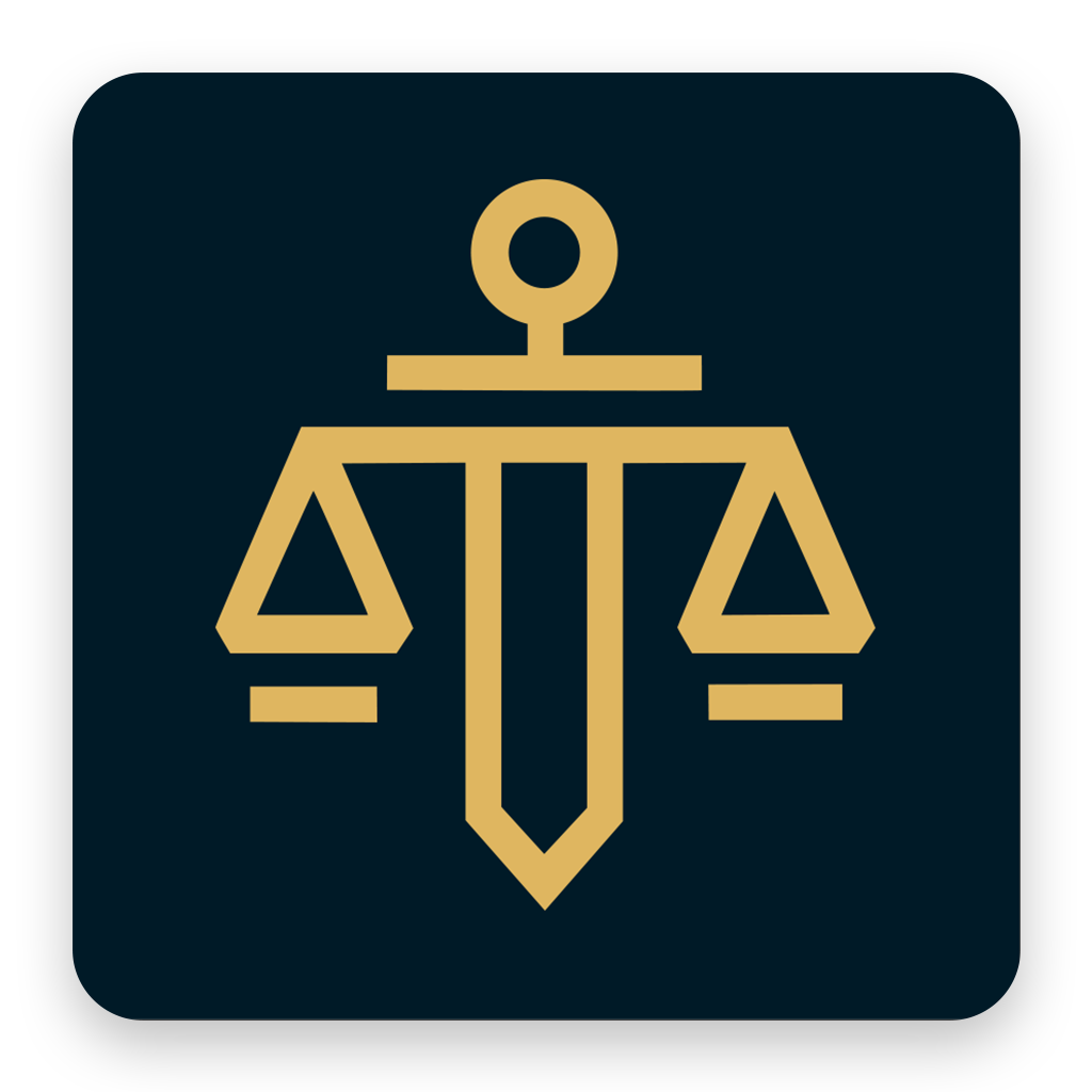 attorneys and law firms app icon