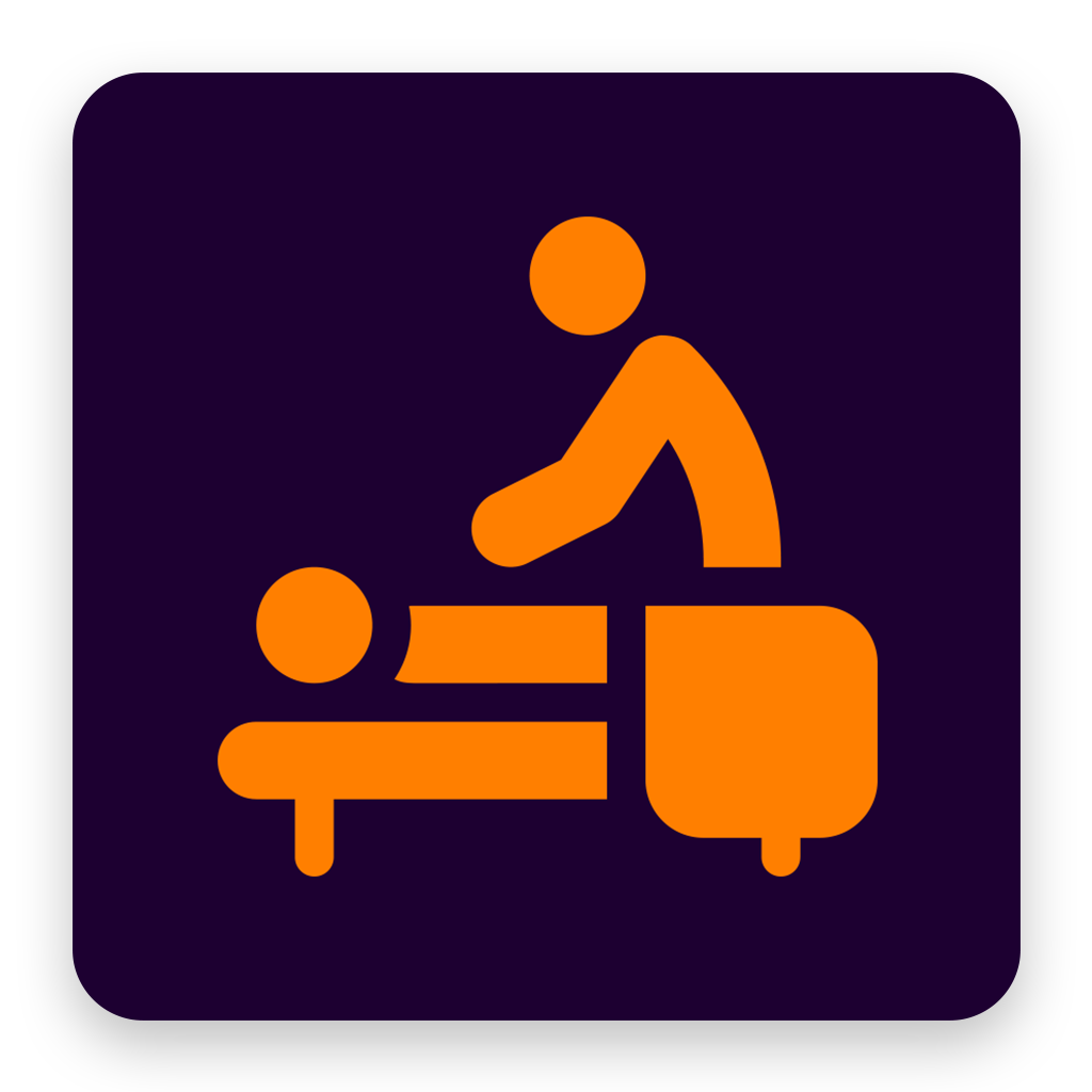 massage therapy spa salons app icon